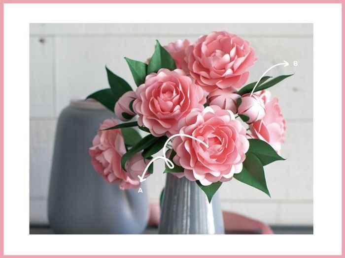 "5 Ideas para decorar tu matrimonio con los ""Moldes Florales"" de Matrimonio.com.co - 5"