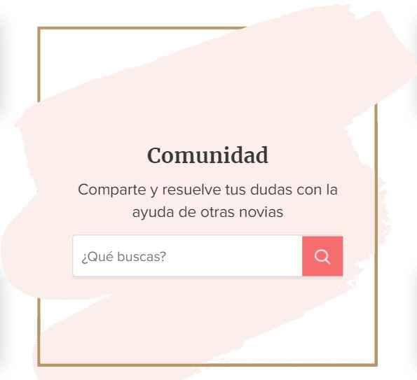 ¿Cada cuánto usas la sección 'COMUNIDAD' de Matrimonio.com.co? - 1
