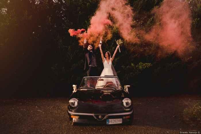 Antes de mi matrimonio quiero... ¡GRITARLE AL MUNDO QUE ME CASO! - 1