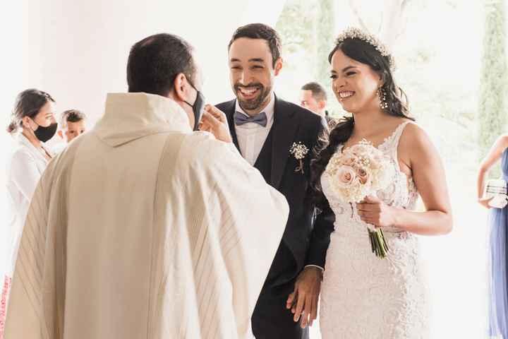 Requisitos para un matrimonio católico 👇 - 1