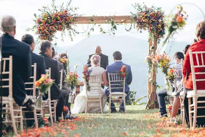 Requisitos para un matrimonio civil 👇 - 1
