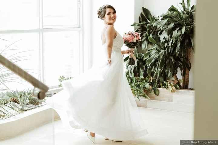 Vestido de novia: ¿Comprar, alquilar o mandar a hacer? - 1