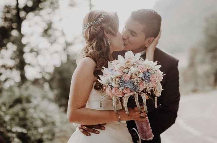 ¿Cuándo se celebran las bodas de algodón? - 1