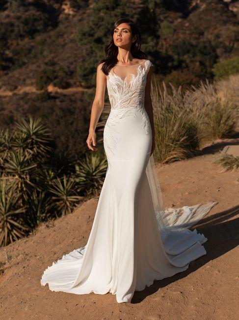 Lo MEJOR y lo PEOR de este vestido SIRENA 👇 3
