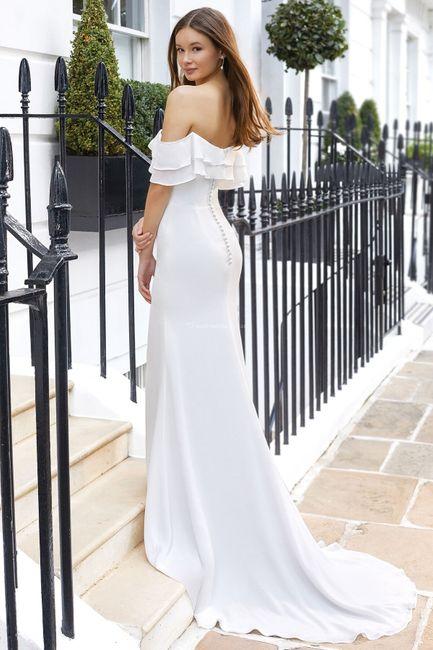 Lo MEJOR y lo PEOR de este vestido RECTO 👇 2