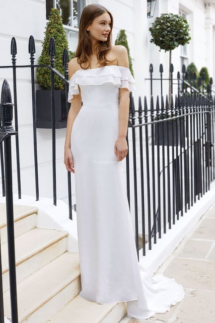 Lo MEJOR y lo PEOR de este vestido RECTO 👇 3