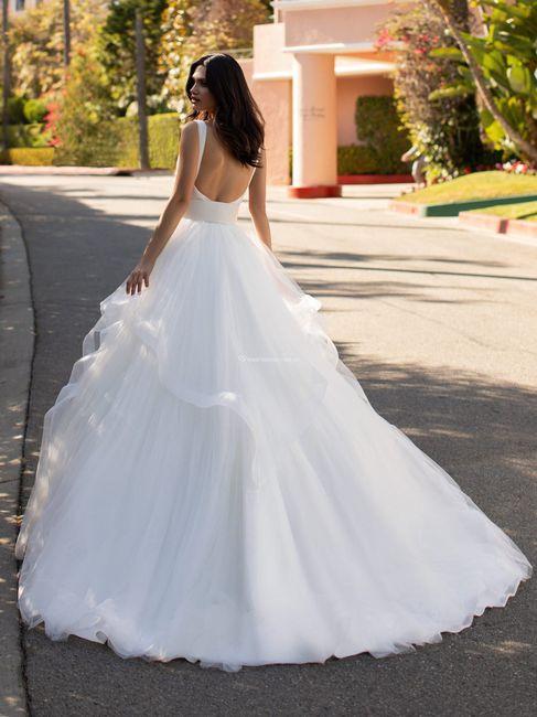 7 Vestidos de novia LARGOS: ¿Con cuál te quedas? 1