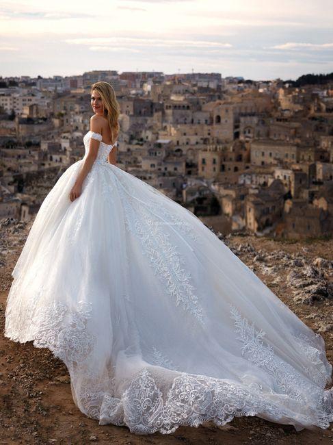 7 Vestidos de novia LARGOS: ¿Con cuál te quedas? 3