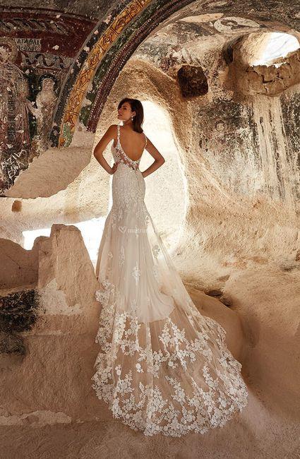 7 Vestidos de novia LARGOS: ¿Con cuál te quedas? 6