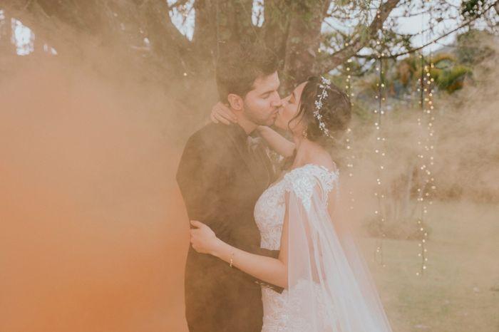 Y el ganador de la edición Nº54 del sorteo de Matrimonio.com.co es... 1
