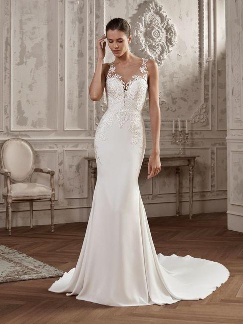 ¿Vestido princesa o Sirena? 2
