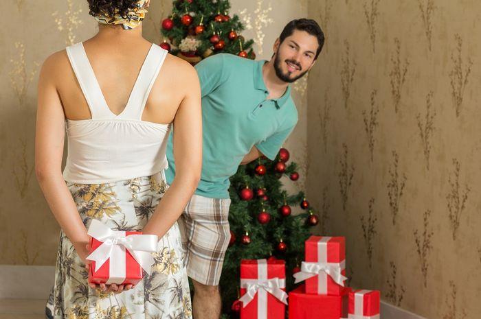 ¿Suelen hacerse regalos para navidad? 1