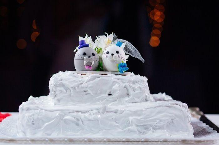 Le pongo un ❤️ a esta Cake Topper! 1