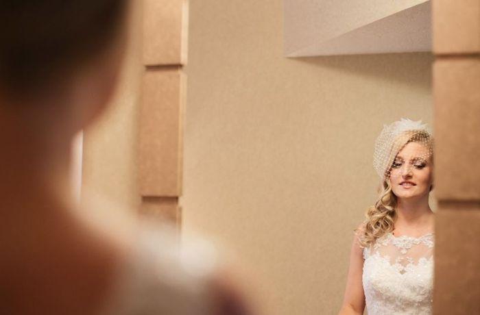 5 peinados de novia VINTAGE: ¿Cuál te hacés? 2