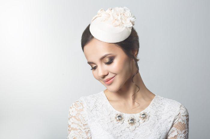 5 peinados de novia VINTAGE: ¿Cuál te hacés? 3