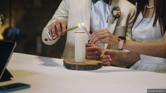 ¿Tu ceremonia será civil, religiosa o simbólica? 1