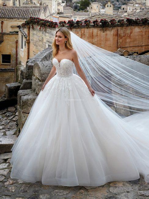 ¿Sí o No al vestido princesa? 1