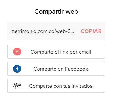 Paso a paso para crear tu Web de Matrimonio 👇📱 11