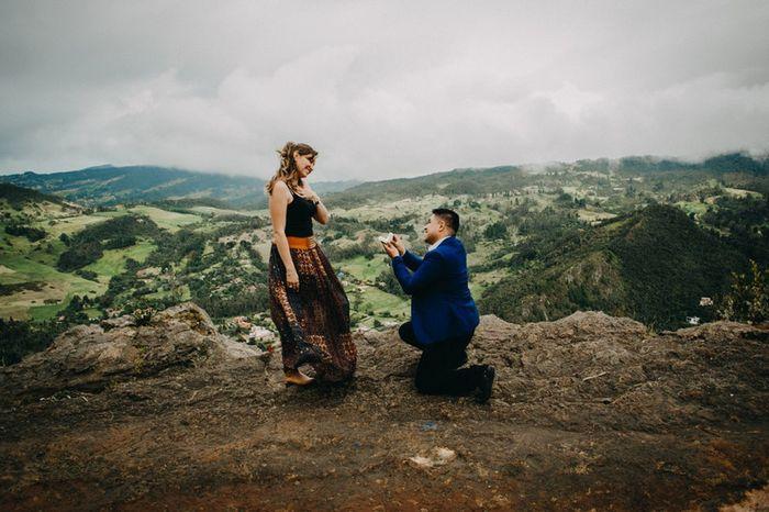 ¿Tienes fotos de tu compromiso? 💍 ¡Compártelas con nosotros! 1