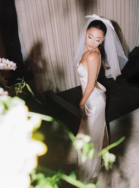 Des photos inédites du mariage de la chanteuse : Ariana Grande 💕 7
