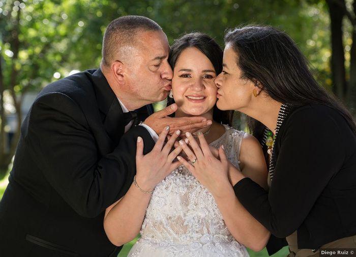 Después de casados, ¿cada cuánto piensan visitar a sus papás? 1