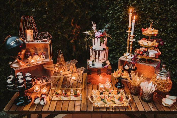 3 mesas dulces, ¿cuál? 3