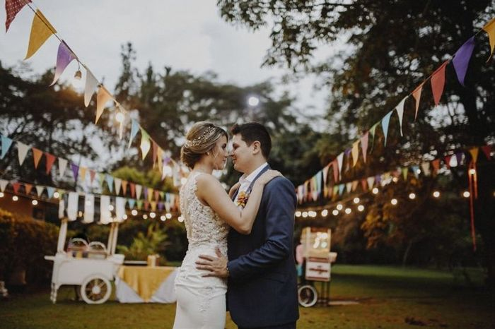 ¿Tendrán Wedding Planner? 1
