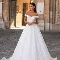 5 vestidos de novia corte PRINCESA 2021: ¿Cuál es para ti? - 1