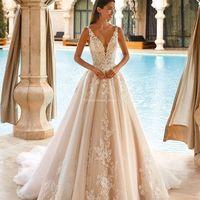 5 vestidos de novia corte PRINCESA 2021: ¿Cuál es para ti? - 5