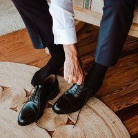 Qué fue primero: ¿El traje/vestido o los zapatos? - 1