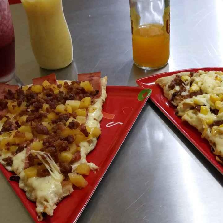 Siempre compartimos platos en el restaurante: ¿V o F? - 5