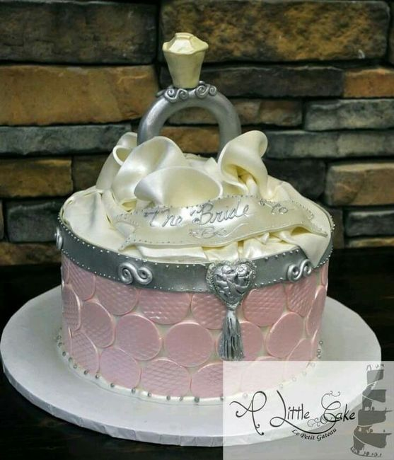 Cupcake Promise Ring