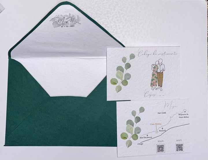 Nuestras tarjetas de invitación - 3