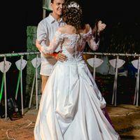 ¿Cómo quieres la espalda de tu vestido de novia? - 1
