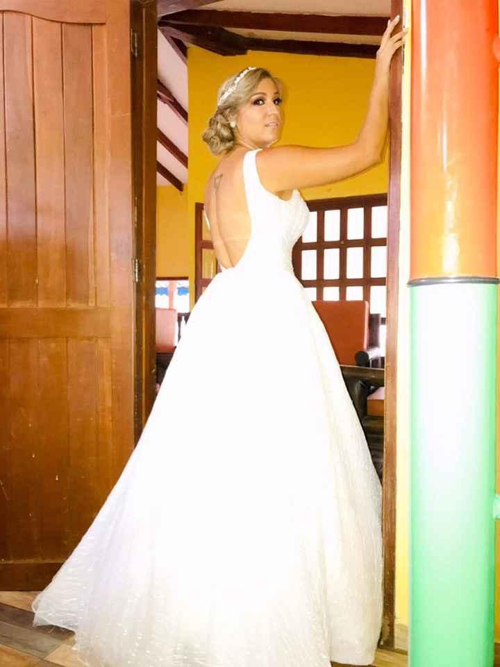 ¿Dónde compraste o vas a comprar tu vestido de novia? - 1