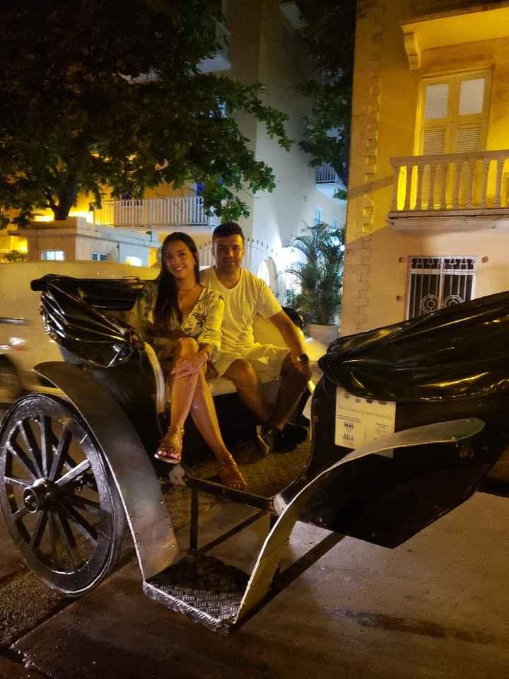 La historia de amor de Yajaira y Alex ❤ - 1