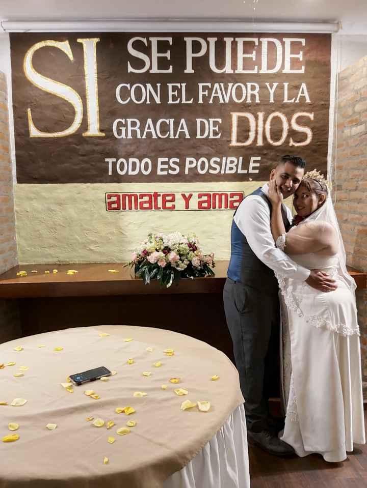 La boda de todos los Nunca 😅😅🤵👰💕😇 - 2