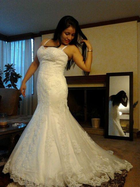 Olx vestidos de novia bogota