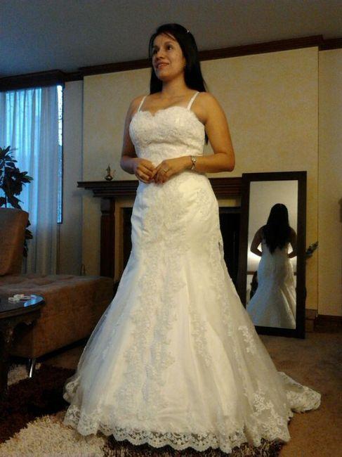 vestidos de novia sin cancan – vestidos largos