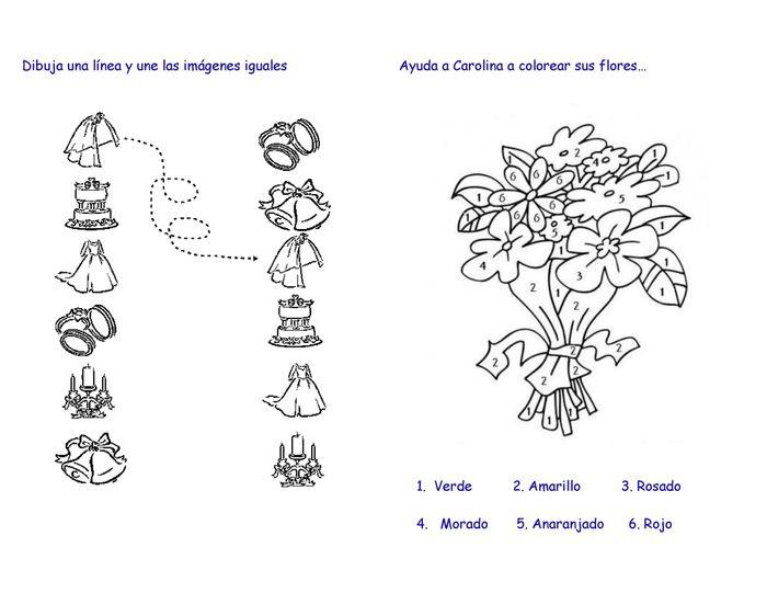 Libro de actividades para niños diy