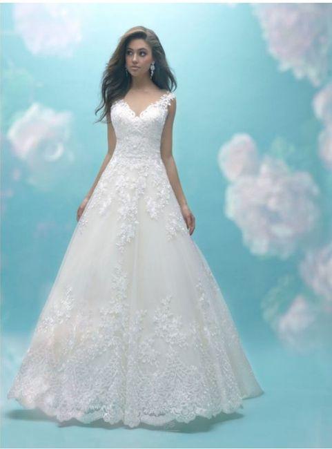Yo decido mi vestido de novia
