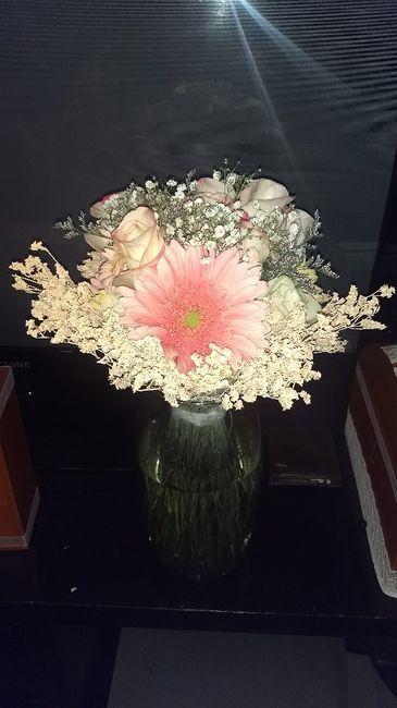 El Ramo de flores 10