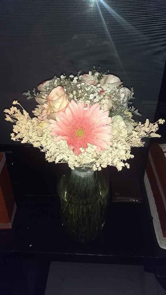 El Ramo de flores - 2