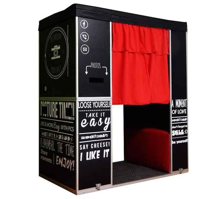 Cabina fotográfica para eventos - 1