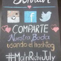 el Hashtag #