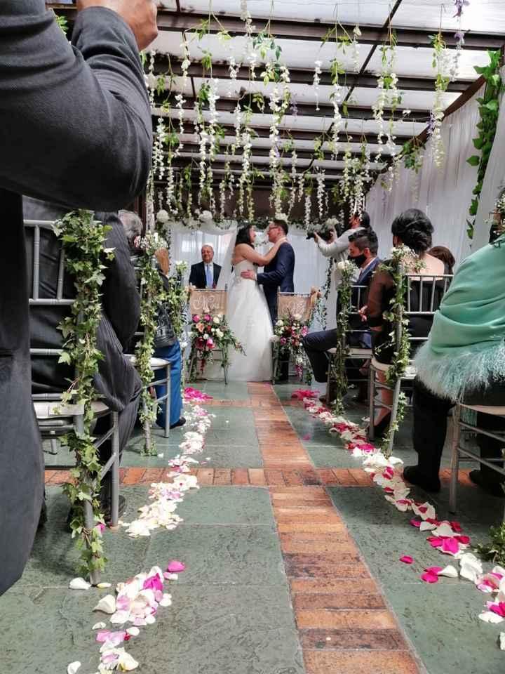 Nos casamos en cuarentena - 1