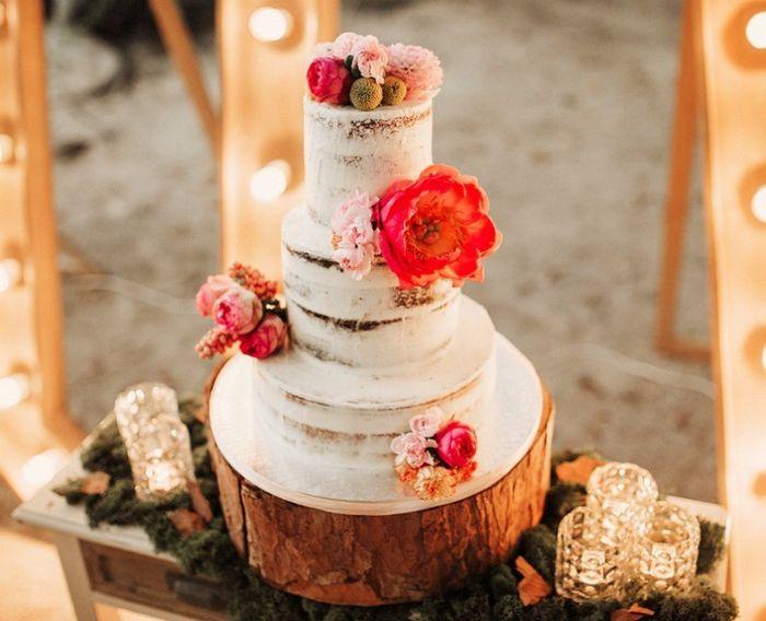 Torta Matrimonio Rustico : Tortas para bodas de estilo rústico o bohemio