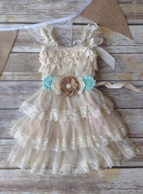 Vestido pajecita