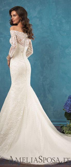 Vestidos de novia amelia sposa 2017
