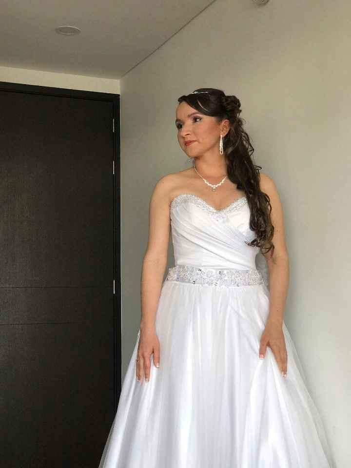 dudas con mi vestido - 1